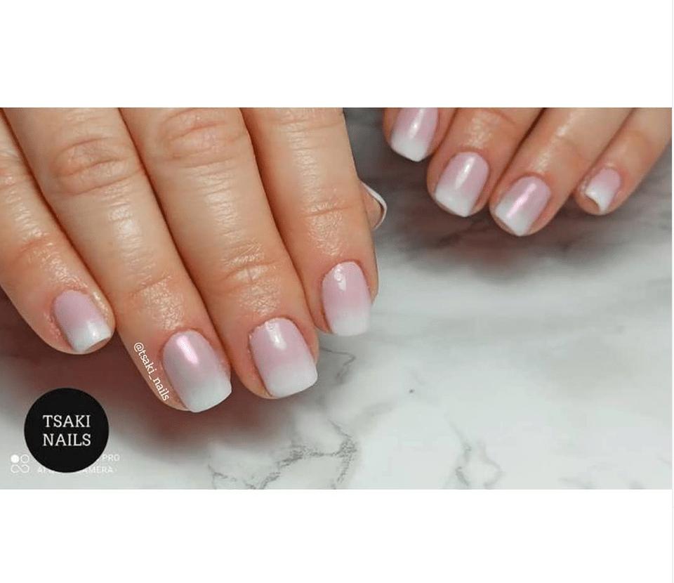 Nail art semigel